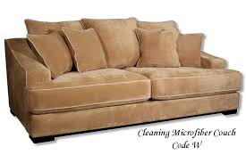 microfiber couch code w