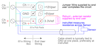 rtd temperature measurement with usb data acquisition hardware Rtd Sensor Wiring e) rtd measurement with i51x wiring box pads, differential wiring, 2 wire cable wiring an rtd sensor