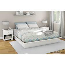Platform Bedroom South Shore Newbury Storage Platform Bed Reviews Wayfair