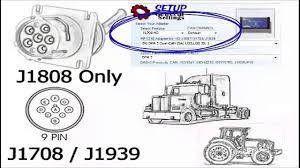 introduction to commercial truck diagnostic protocol j1708 j1939 premium