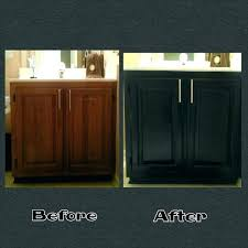 Kitchen Cabinet Refacing Phoenix Impressive Bathroom Cabinet Refacing Nakamichisokuho