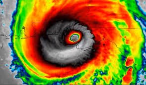 Hurricane Michael Upgraded to Category 5 at Landfall by Bob Henson ...