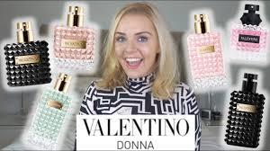 <b>VALENTINO DONNA</b> PERFUME RANGE REVIEW | Soki London ...