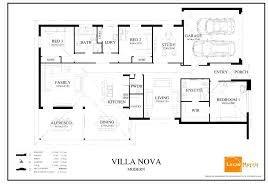 best of modern house floor plans or one story modern house plans enchanting single story open elegant modern house floor plans