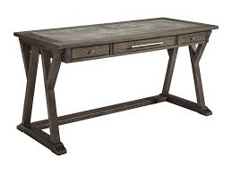 office writing table. Signature Design By Ashley LuxenfordHome Office Large Leg Desk Writing Table