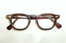 Vintage ronsur eyeglass frames