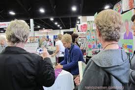 Nancy Zieman's Recap of the 30th Anniversary of Sew Expo in ... & ... Sewing With Nancy Zieman/Sewing & Stitchery Expo/ Puyallup WA Adamdwight.com