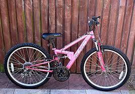 halfords apollo 24 girls mountain bike