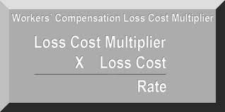 workers compensation loss cost multiplier lcm