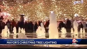 Kansas City Mayor S Christmas Tree Lighting Ceremony Weekend Planner Lots Of Holiday Events Ahead In Kc