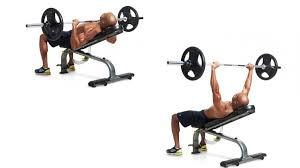 Reverse Grip Incline Bench Press Physical Exercises Fitness Incline Bench Press Grip
