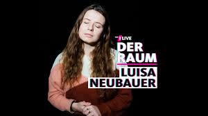 Jul 01, 2016 · luisa neubauer is now the face of fridays for future in germany. Luisa Neubauer Was Ist Es Eigentlich Was Ich Fuhlen Mochte 1live Der Raum 1live Wdr Audiothek Mediathek Wdr