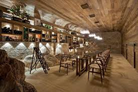 Wonderful Wine Tasting Room Furniture In Gallery Cellar And A More Expansive To Modern Design