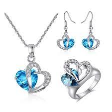Интернет-магазин Подарок! Женское <b>Ожерелье</b> с <b>кристаллами</b> в ...