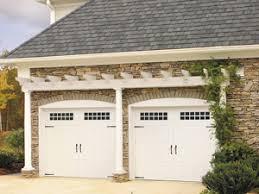 new garage doors installation
