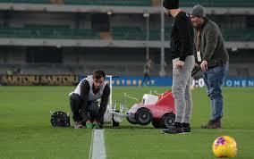 Verona Genoa inizia 15' dopo: righe storte al Bentegodi ...