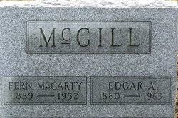 Fern McCarty McGill (1899-1952) - Find A Grave Memorial