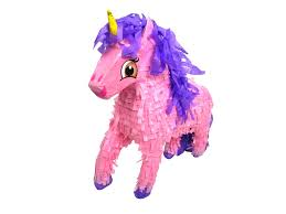 <b>Unicorn</b> Pinata, Pink & Purple, 21in x <b>19in</b> - Walmart.com