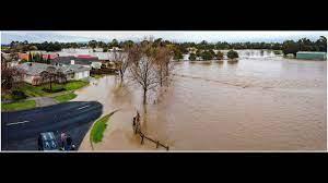 Traralgon Floods 10 June 2021 - YouTube
