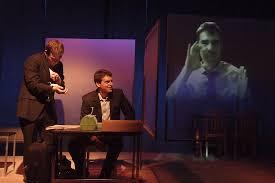 los angeles theater review flowers for algernon deaf west daniel n durant josh breslow