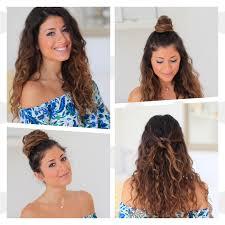 La Coiffure Cheveux Bouclés En Plus De 80 Idées Géniales à