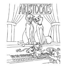 Leuk Voor Kids Aristokatten Kleurplaten