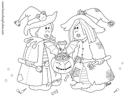 Coloriage D Halloween Boutchoupitchou Illustrations