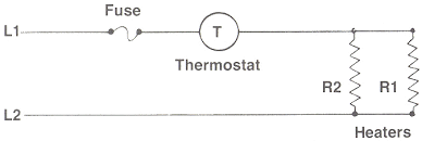 ohms law and wiring hotwatt 2 240v or 480v three phase deltas three phase wye thermostat adequate for line voltage and current