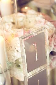modern wedding table numbers romantic table numbers for wedding table ideas weddings