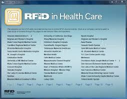 Medical Presentations Rfid In Health Care Presentations Rfid Journal