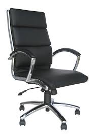 classic office chair. Classic Leather High Back Office Chair C