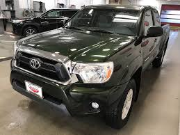 2013 Used Toyota Tacoma 4WD Access Cab V6 Automatic at East ...
