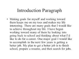 essay on my goals in life essay about goals in life mistyhamel