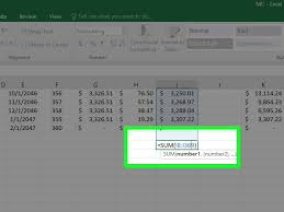 Amortization Schedule Formula Excel Ways To Create Mortgage Calculator With Microsoft Excel Step Version