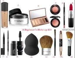 pin it a beginner s make up kit