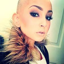talia castellano you sensation and 13 year old cancer patient launches new fashion collection that bald photos huffpost