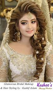 stani bridal makeup by kashee s beauty parlour