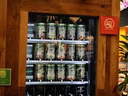 Salad Vending Machines Interesting Salad Vending Machine VanyuFuji Vending Machine