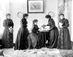 BACK ROOM: Hannah Maynard (1834 – 1918) - Galleries West