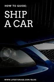 how to ship a car car tips
