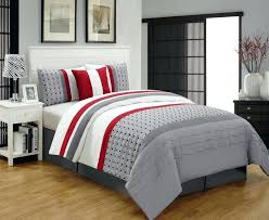 full size of ideal red and grey bedding sets gray galleries white ideas bedroom modern bedroom