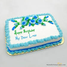 Birthday Cake Ideas For My Boyfriend