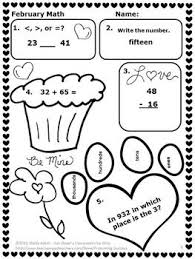9f9703b10c1d12e751d2ad79c89e97be 2nd grade worksheets free math worksheets 195 best images about valentine's day math activities on pinterest on 6th grade math ratios and rates worksheets