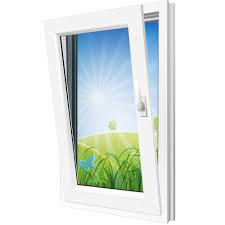 Fenster 750x900mm Kunststoff Pvc Bautiefe 60mm 2 Fach Glas Weiß