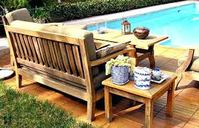 wood patio furniture paint chair