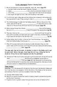 best to kill a mockingbird images harper lee to to kill a mockingbird chapter 6 reading guide document for teachers