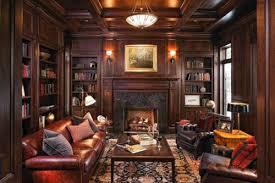 traditional interior home design. Classic Traditional Interior Design Ideas Walnut Paneled Library, Study,  Parlor, Gentleman\u0027s Home Office, Home
