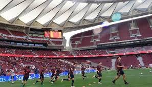 موعد مباراة إسبانيا والبرتغال.يلعب الفريق الإسباني أول مباراة تحضيرية لبطولة أوروبا اليوم الجمعة (7.30 مساءً) بتوقيت القاهرة على ملعب واندا متروبوليتانو. D7m1vblth8gu9m
