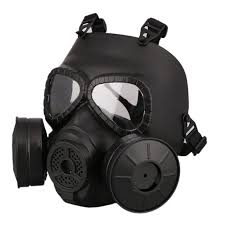 M40 Gas Mask Size Chart Us 13 39 28 Off M40 Double Fan Gas Mask Cs Filter Paintball Airsoft Helmet Tactical Army Capacetes De Motociclista Military Guard Fma Cosplay In