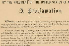 emancipation proclamation research papers on the abolition of slavery the emancipation proclamation